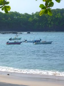 Nicoya fishing