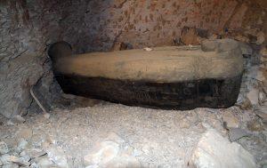 KV64 coffin