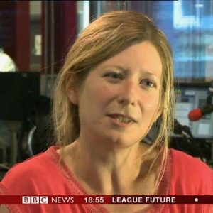 Jo Marchant on BBC